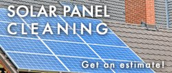 Long Island Solar Panel Cleaning New York